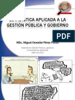 Estadistica MGPG