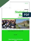 Statistical Report 2012-13 FATA Updated