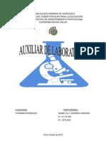 Definición del Licenciado en Bioanálisis