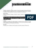 Maimone, Giovana - Os paradigmas e princípios científicos da ciência da informação