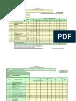 Modelo Formatos 5a y 5b