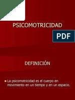 1 PSIOCOMOTRICIDAD