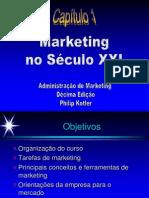Aula 1 - Adm Marketing Kotler