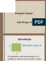 03 Função linear 03