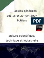 Rapport Activites Emf 2006