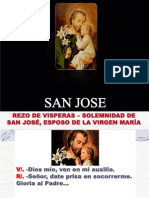 Vc3adsperas Solemnidad de s Josc3a9