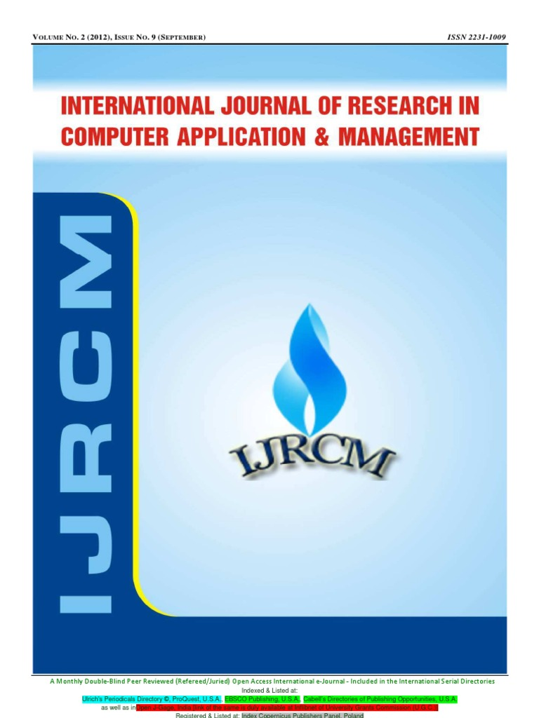 Ijrcm 2 cvol 2 issue 9 social entrepreneurship entrepreneurship fandeluxe Image collections