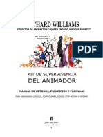 Richard Williams - Manual AniSurvival Kit -SPANISH