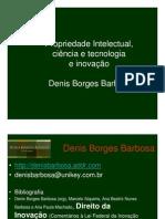 Cle i i Nova Cao Denis Borges Barbosa