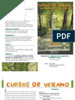 DIPTICO CURSO- Tendencias en la narrativa española actual