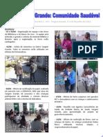 Informativo Vargem Grande Comunidade Saudável - Ano 1 - nº 3