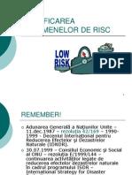 Monitorizarea Fenomenelor de Risc