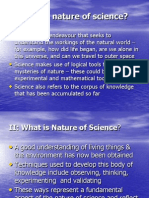 Nature of Science[1]