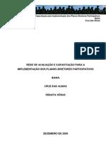 BA _Avaliação _PDP_Cruz_das_Almas_jun_2010