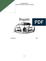 Prezentare Bugatti