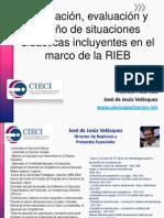 TALLER DE DISEÑO DE SITUACIONES DIDÁCTICAS POR COMPETENCIAS