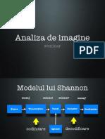 Analiza de Imagine