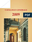Catalogo Ed. Civilta 2009
