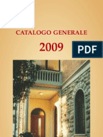 Catalogo Ed. Civilta 2009