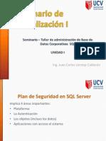 Seguridad en SQL Sever