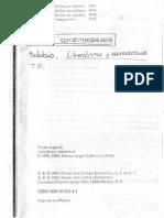 Bobbio - Liberalismo y Democracia, Caps. 1-5
