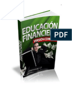 Educación Financiera - Juan Pablo Mendoza del Río