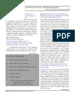 Informe Semanal Del 25 Abril Al 1 Mayo 2009