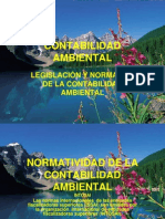 01CONTABILIDAD AMBIENTAL UPLA 2013-LEGISLACION.ppt