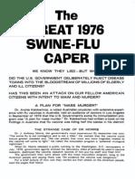Sheldon Emry The Great 1976 Swine-Flu Caper