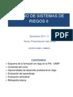 1 Presentación_riegos 1-2011 II