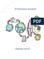 Plan of Salvation Booklet