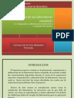 Planeacion y Organizacion de Laboratorios