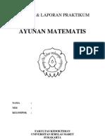 Manual Ayunan Matematis