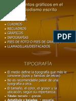 Elementos gráficos en el periodismo escrito2