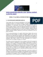 Psicologia Social-TEMA 17LAS RELACIONES ENTRE GRUPOS.(Apuntes.examenes.psicologia.uned.Esquemas.r