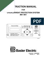 Basler BE1-851 -9289900990P