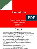 Hematuria 20112