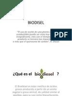 Biodisel y Biogas