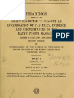 1952 Madden Report (Original)