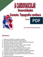 1.Corazón y Topografia cardíaaca