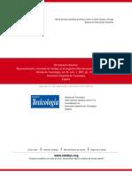 Bioconcetracion y Bioacumulacion en Langostino