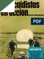 San Martin Libro Armas 09 Paracaidistas en Accion