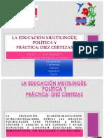 La educación multilingüe, política y (2)