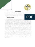 Estudio Juridico a Posesion