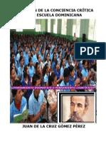 FORMACIÓN DE LA CONCIENCIA CRÍTICA EN LA ESCUELA DOMINICANA.pdf