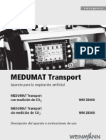 MEDUMAT Transport 66007b Es