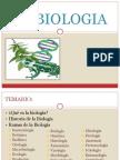 1.- Introduccion a La Biologia