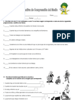 Evaluacion Formativa Termino Semestre