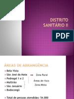 DISTRITO SANITÁRIO II