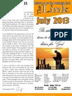 July 2013 LINK Newsletter
